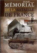 62543 - Mary-Kerger, J.Y.-P. - Memorial de la bataille de France Tome 2. Du 22 mai au 4 juin 1940