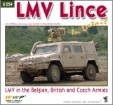 62546 - Kautsky-Koran, A.-F. - Present Vehicle 54: LMV Lince in detail. LMV in the Belgian, British and Czech Armies