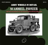 62584 - Brojo-Mostek, P.-J. - Army Wheels in Detail 18: Scammell Pioneer. SV2S Tractor Heavy Breakdown 6x4, Tank Transporter TRMU/30, R100 Heavy Artillery Tractor