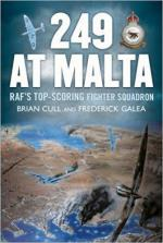62601 - Cull-Galea, B.-F. - 249 at Malta. RAF's Top-Scoring Fighter Squadron