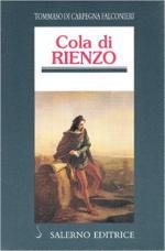 62774 - Di Carpegna Falconieri, T. - Cola di Rienzo
