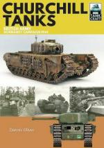 62978 - Oliver, D. - Churchill Tanks. British Army, North-West Europe 1944-45 - TankCraft 05