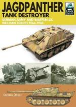 62979 - Oliver, D. - Jagdpanther Tank Destroyer. German Army and Waffen-SS, Western Europe 1944-1945 - TankCraft 08
