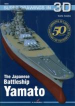 62999 - Cestra, C. - Super Drawings 3D 50: Japanese Battleship Yamato