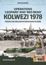 63109 - Kowalczuk, D. - Operations 'Leopard' and 'Red Bean'. Kolwezi 1978