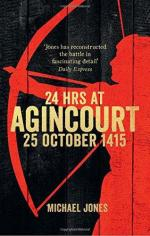 63125 - Jones, M. - 24 Hours at Agincourt. 25 October 1415
