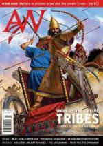 63180 - Brouwers, J. (ed.) - Ancient Warfare Vol 11/04 Wars of the Twelve Tribes. Conflict in the Old Testament