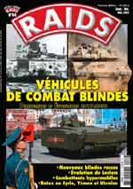 63184 - Raids, HS - HS Raids 64: Vehicules de combat blindes. Perspectives et Evolutions 2017-2030