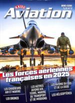 63187 - Raids, HS Av - HS Raids Aviation 12: Les forces aeriennes francaises en 2025