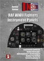 63308 - Karnas, D. - RAF WWII Fighter Instrument Panels