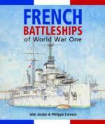 63323 - Jordan-Caresse, J.-P. - French Battleships of World War One