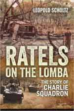 63371 - Scholtz, L. - Ratels on the Lomba. The Story of Charlie Squadron