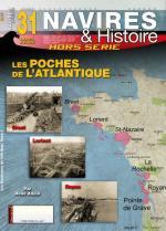 63420 - Alloin, R. - HS Navires&Histoire 31: Les Poches de l'Atlantique