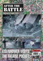 63425 - ATB,  - After the Battle 178 Eisenhower visits the Falaise Pocket