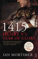 63438 - Mortimer, I. - 1415 Henry V's Year of Glory