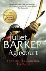 63439 - Barker, J. - Agincourt. The King, the Campaign, the Battle