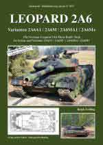 63446 - Zwilling, R. - Militaerfahrzeug Special 5071: German Leopard 2A6 Main Battle Tank. In Action and Variants 2A6A1 / 2A6M / 2A6MA1 /2A6M+
