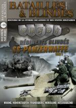 63496 - Caraktere,  - HS Batailles&Blindes 35: Les Regiments blindes de la SS-Panzerwaffe Tome 2: Wiking, Hohenstaufen, Frundsberg, Nordland, Hitlerjugend