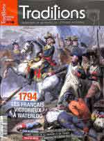 63531 - Tradition,  - Traditions 18. 1794 Les francais victorieux a Waterloo