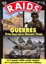 63574 - Raids, HS - HS Raids 66: Guerres. Syrie-Irak-Libye-Ukraine-Yemen
