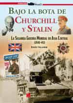 63589 - Villamor, R. - Bajo la bota de Churchill y Stalin. La Segunda Guerra Mundial