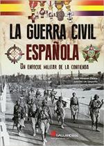 63592 - Vazquez Garcia, J. - Guerra civil espanola. Un enfoque militar de la contienda (La)
