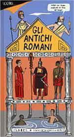 63656 - Greenberg-Greenberg, I.-I. - Scopri... Gli antichi Romani