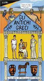 63658 - Greenberg-Greenberg, I.-I. - Scopri... Gli antichi Greci