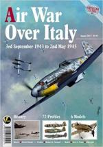 63665 - AAVV,  - Airframe Extra 08: Air War Over Italy. 3rd September 1943 to 2nd May 1945