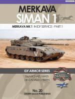 63696 - Mass-O'Brien, M.-A. - IDF Armor Series 20: Merkava Siman 1 in IDF Service Part 1