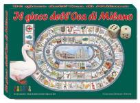 63715 - Martinelli, C. - Gioco dell'oca di Milano (Il)