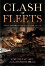 63734 - O Hara, V.P. - Clash of Fleets. Naval Battles of the Great War 1914-18