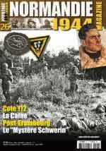 63785 - AAVV,  - Normandie 1944 Magazine 26: Cote 112