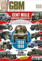 63790 - Guerres, Blindes Materiel, HS - HS Guerres, Blindes Materiel 06 Cent mille vehicules militaires du rearmement 1938-1940. Vehicules immatricules M1 a M99999