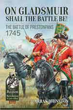 63814 - Johnston, A. - On Gladsmuir Shall the Battle be! The Battle of Prestonpans 1745