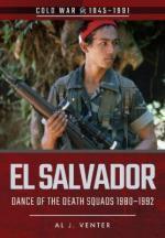 63856 - Venter, A.J. - El Salvador. Dance of the Death Squads 1980-1992
