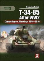 63866 - Skulski, P. - T-34-85 after WW2. Camouflage and Markings 1946-2016