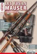 63997 - AAVV,  - Fusils Mauser 1918-1945 - Gaz. des Armes HS 24