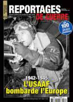 64000 - AAVV,  - Reportages de Guerre 16. 1942-1945 L'USAAF bombarde l'Europe