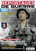 64001 - AAVV,  - Reportages de Guerre 17. 1944 Normandie. Herr/Waffen-SS Qui etaient les plus forts?