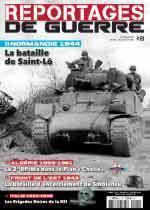 64006 - AAVV,  - Reportages de Guerre 21. La bataille de Saint-Lo