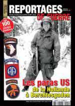 64007 - AAVV,  - Reportages de Guerre 15. Paras US de la Hollande a Berchtesgaden
