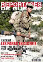 64008 - AAVV,  - Reportages de Guerre 22. Paras en Algerie