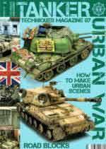 64029 - AAVV,  - Tanker 07 - Urban War