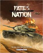64038 - Battlefront Miniatures,  - Battlefront Miniatures 002: Fate of a Nation. The Arab-Israeli Wars Miniatures Game