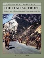 64195 - Haskew, M.E. - Italian Front. Invasion of Sicily, Salerno, Monte Cassino, Anzio, rome, Gothic Line (The)
