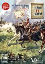64205 - Vae Victis,  - Jeu Vae Victis: Avec infini regret Vol 2: Les guerres de religion 1562-1598 Ivry 1590, Marc'hallac'h 1591, Craon 1592