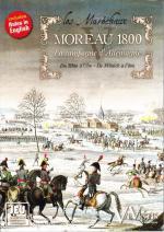 64206 - Vae Victis,  - Jeu Vae Victis: Les Marechaux V. Moreau: La Campagne d'Allemagne 1800