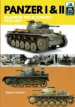64213 - Jackson, R. - Panzer I and II. Blueprint for Blitzkrieg 1933-1941 - TankCraft 07