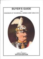 64214 - Turinetti, J.D. - Buyer's Guide for Headgear of the Imperial German Army circa 1914